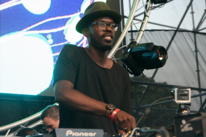 DJ Black Coffee. Picture: Gallo Images