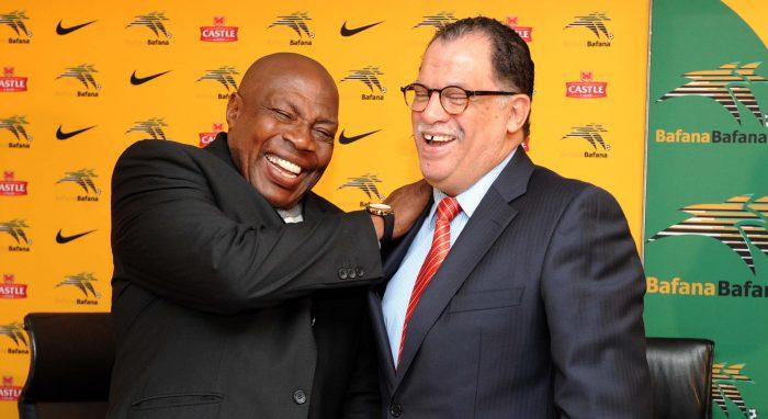 Safa president Jordaan praises Bafana Bafana