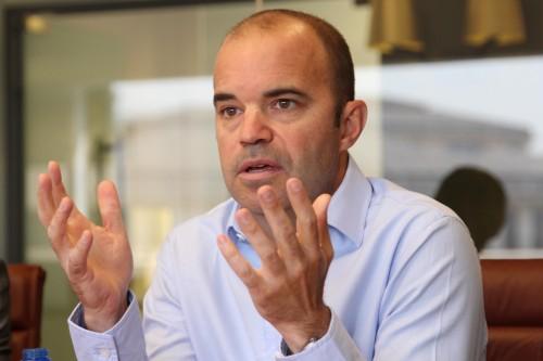 Chris Meyer, CEO of RMI | Picture: Moneyweb