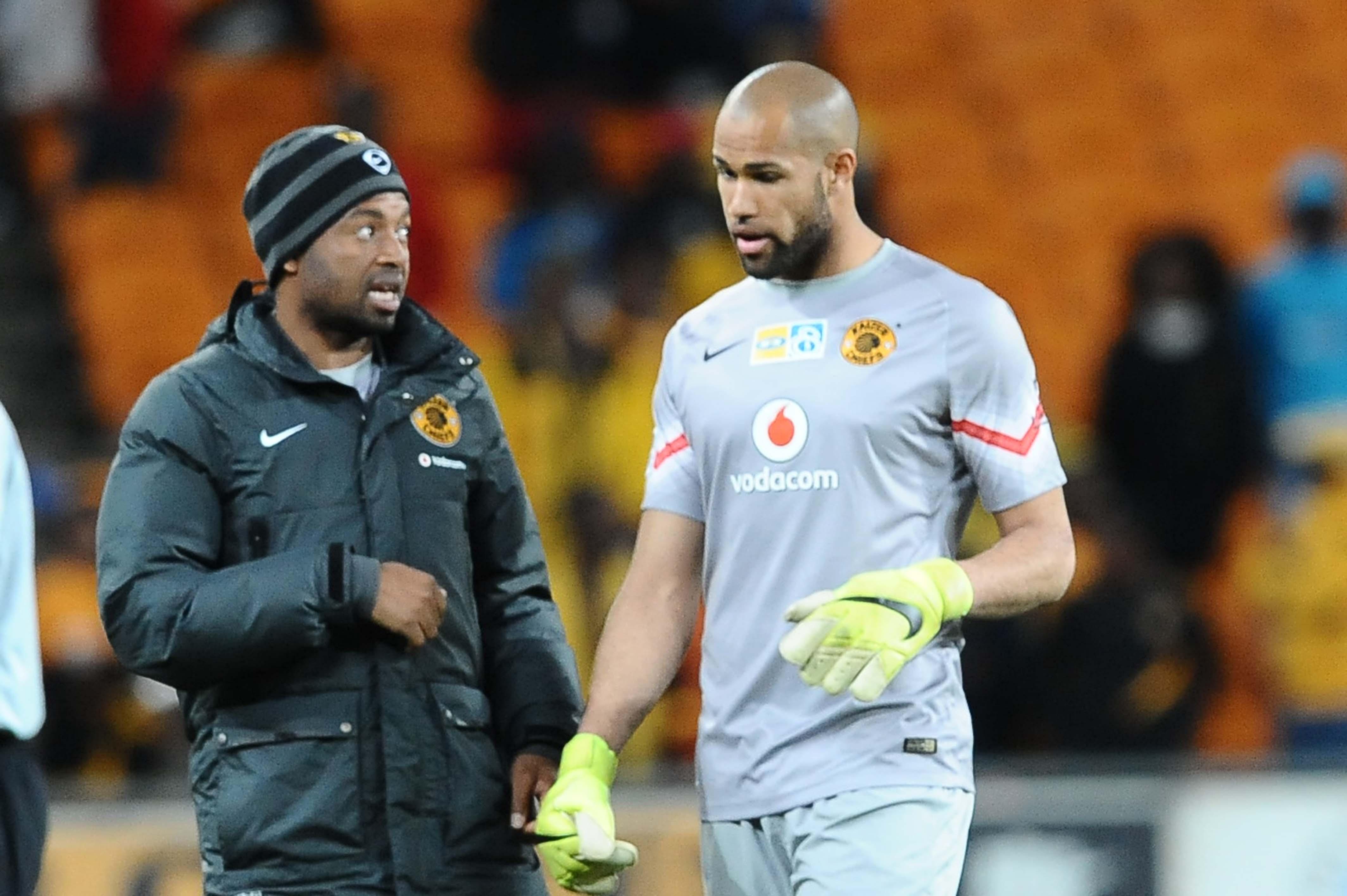 Khune backs Bafana goalkeeper Pieterse