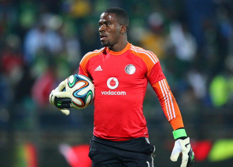 The late Senzo Meyiwa  (Photo by Anesh Debiky/Gallo Images)