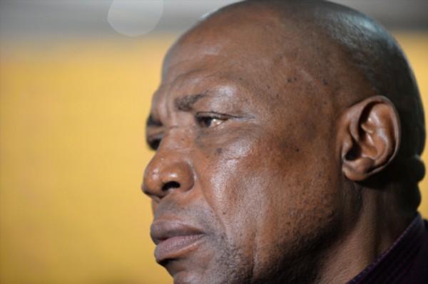 Bafana Bafana coach Shakes Mashaba. (Photo by Lefty Shivambu/Gallo Images)