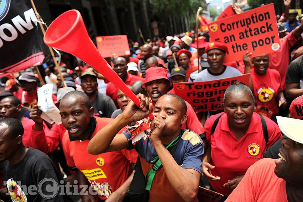 Eskom strike looms