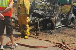 19 killed in Gauteng taxi crash