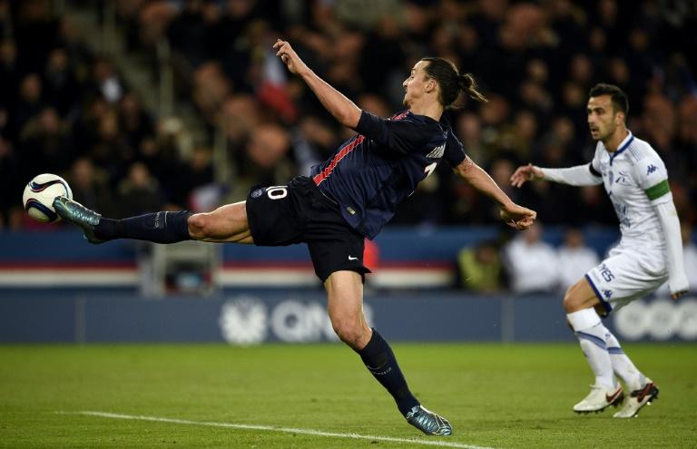 Paris Saint-Germain too good for bottom club Troyes