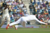 India falter at start of third South Africa Test