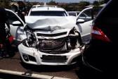 Six injured in nine-car pileup in Durban