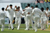 Aussies capture key Williamson wicket in day-night Test