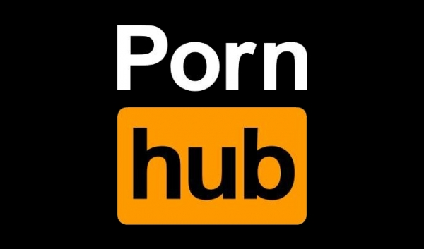 Picture of PornHub logo. (Photo taken from Metro.co.uk)