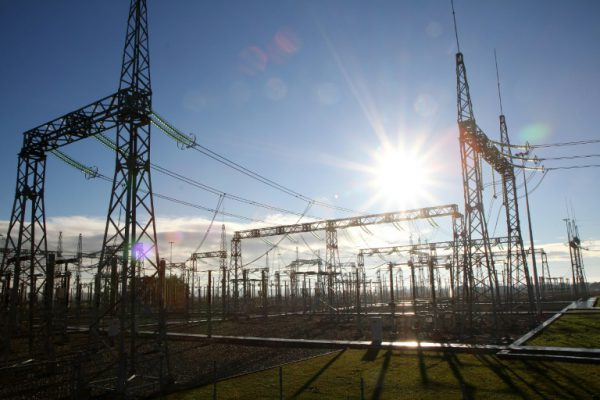 AFP / Petras Malukas<br />Lithuania's new electricity links to the West have sparked tension with Russia