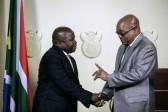 Zuma files second 'state capture' affidavit