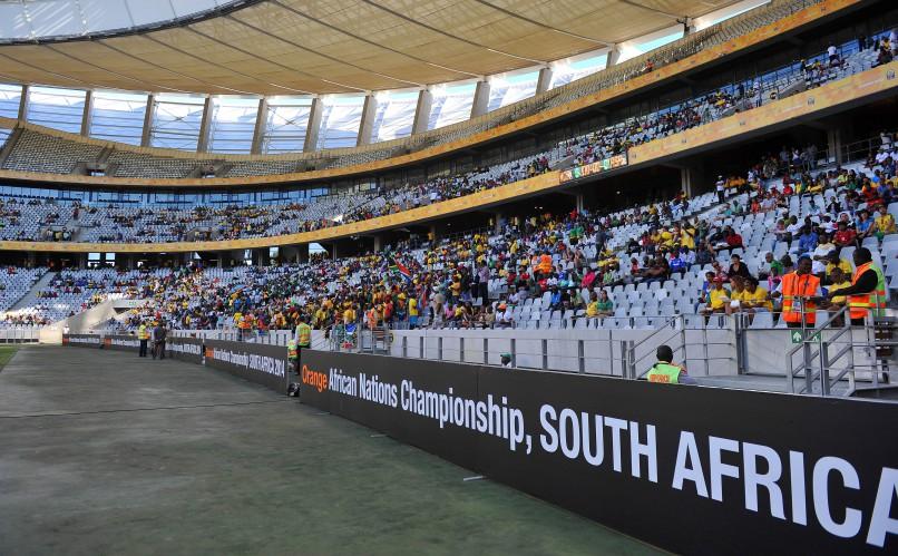 Cape Town stadium.