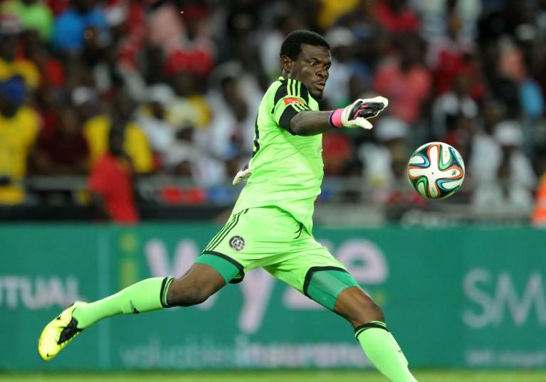 PSL RETURN: Former Orlando Pirates goalkeeper  Fatau Dauda (Muzi Ntombela/BackpagePix)