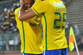 Castro gives Sundowns the lead at half time