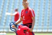 Tinkler and Mahamutsa in training ground bust-up