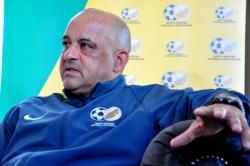 Da Gama happy with quality in Bafana squad