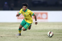 Bafana XI to face the Gambia named