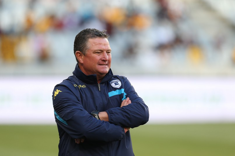 Bidvest Wits coach Gavin Hunt. Photo: Carl Fourie/Gallo Images