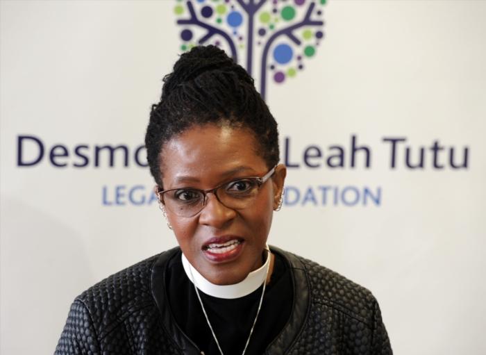 Foundation suspends Mpho Tutu