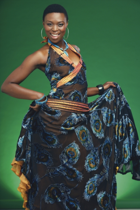 South African actress Brenda Ngxoli. Picture: Gallo