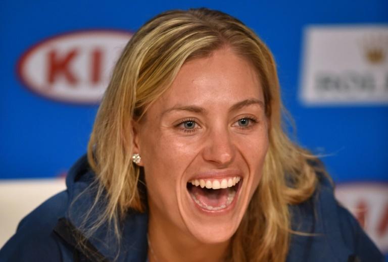 Johanna Konta beaten by Angelique Kerber in Australian Open semi-final