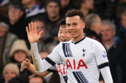 Spurs' Alli banned for three European matches for horror tackle