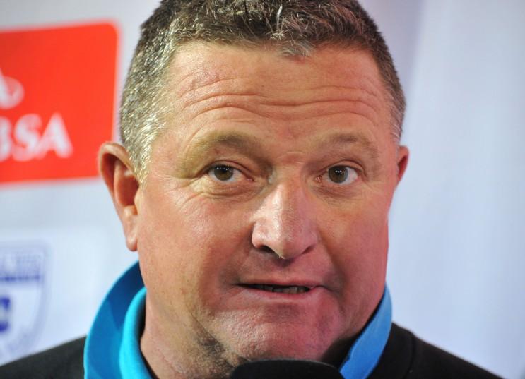 Gavin Hunt, coach of Bidvest Wits (Samuel Shivambu/BackpagePix)