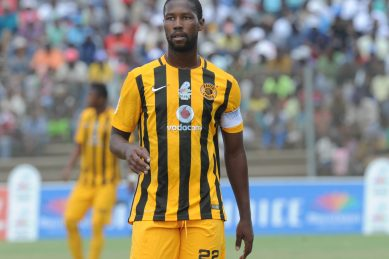 Ex-Chiefs striker left out in the cold