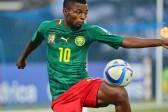 Cameroon lead DR Congo at half-time break