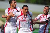 Tunisia lead Niger at half-time
