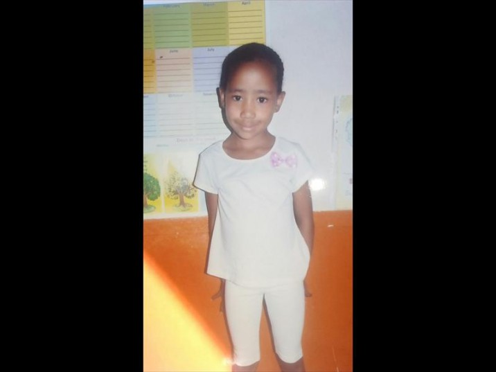 9-year-old Zinhle Ndala from in who went missing  Mamelodi East in Pretoria, on 4 January. Pic: Rekord East
