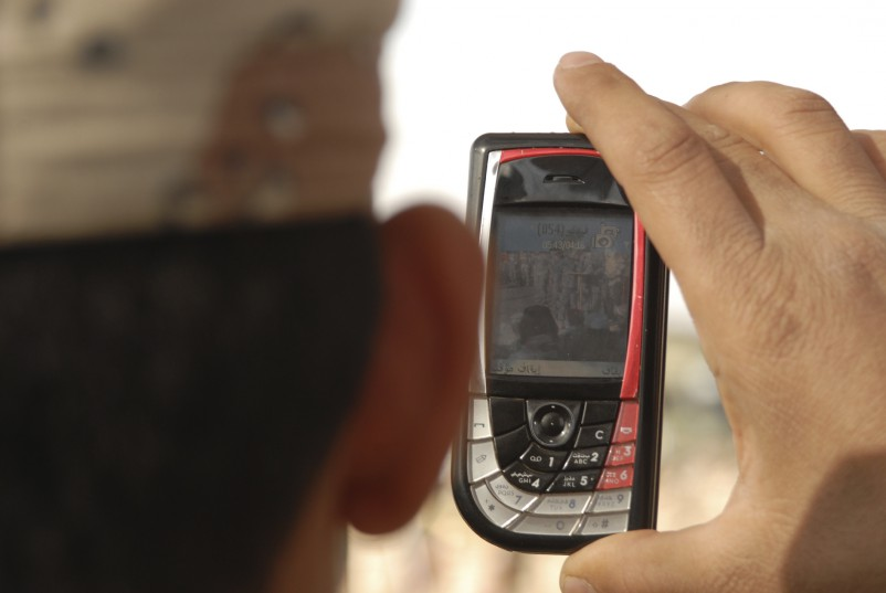 Cellphone stock image. Picture: Thinkstock.