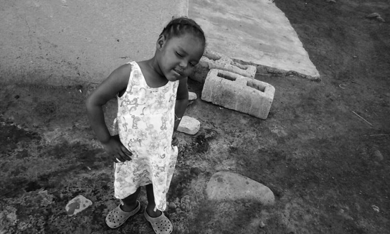 The photo of the three-year-old missing child. Picture: Mpumalanga News