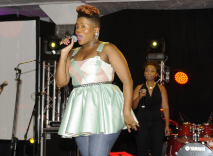 Kelly and Sifiso are my biggest competitors – Busiswa