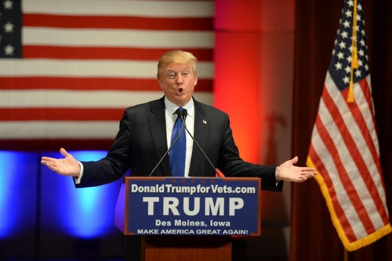 Donald Trump veterans fund raises more than $5 million