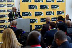 Zuma punts SA's expanding power supply at WEF