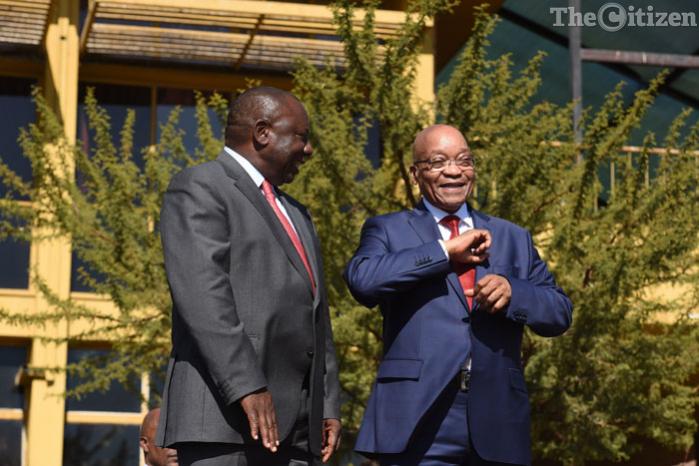 Zuma, Ramaphosa to attend SADC summit in Botswana