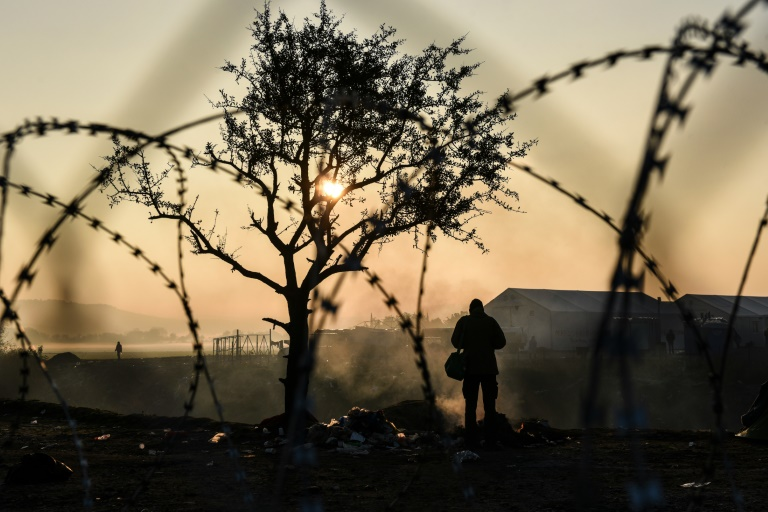 AFP / Armend Nimani<br />The migrant crisis shows no signs of abating with 100,000 arriving in Europe so far this year on top of one million in 2015
