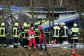 At least nine dead in German train crash, 100 injured