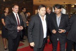 'Nothing untoward about Guptas' luggage'