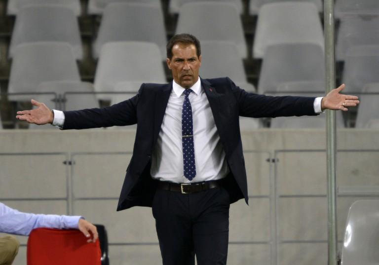 Roger De Sa, Coach of Ajax Cape Town.Pic: BackpagePix