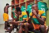 Nigeria, Ivory Coast, Zambia suffer shock losses