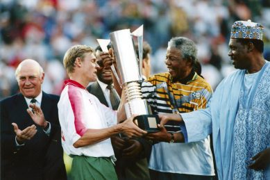 This is the day Bafana Bafana were crowned African champions