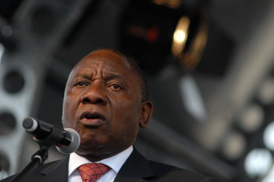 Irony-free Cyril willing to invest further billions in 'predictable' SA