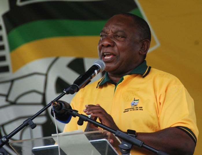 Deputy President Cyril Ramaphosa.  Photo: ANA
