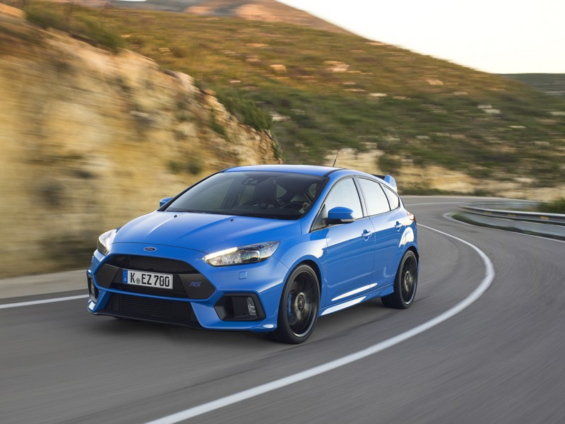 Ford Focus RS 016