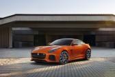 Jaguar F-Type SVR debuts