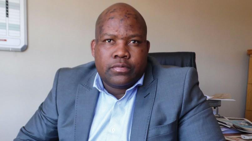 Bloemfontein Celtic chairman Max Tshabalala.