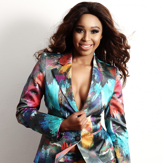 Minnie Dlamini. Photo: Francois Heydenrych Photography