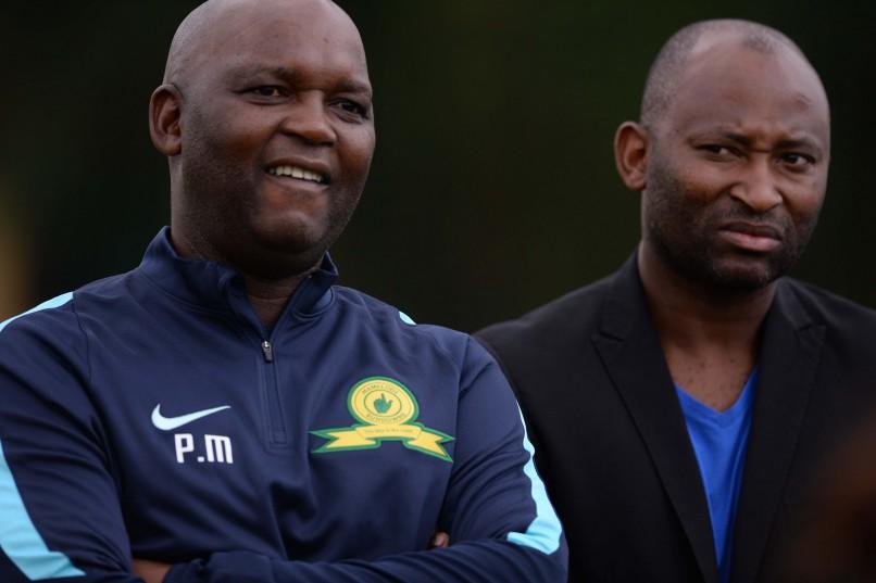 Mamelodi Sundowns coach Pitso Mosimane (Photo by Lefty Shivambu/Gallo Images)